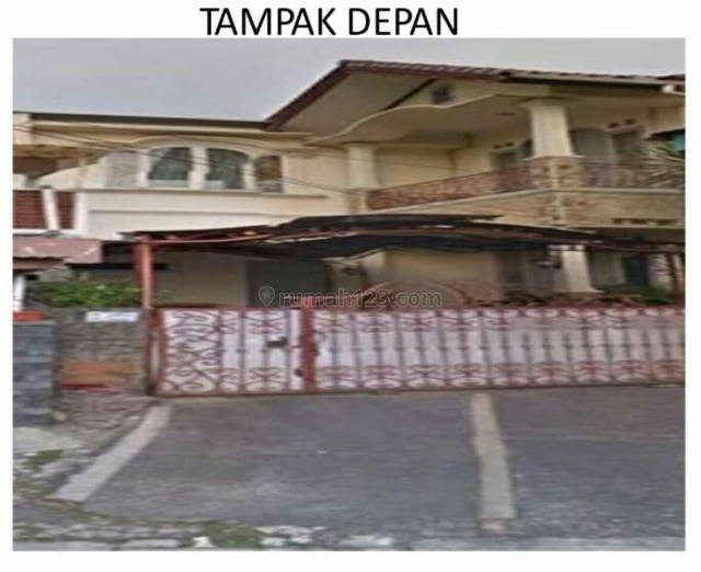 Rumah Mewah Siap huni, Kemanggisan, Jakarta Barat