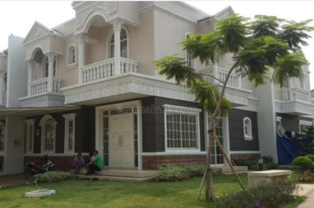 rumah asri dan nyaman, Green Lake City, Jakarta Barat