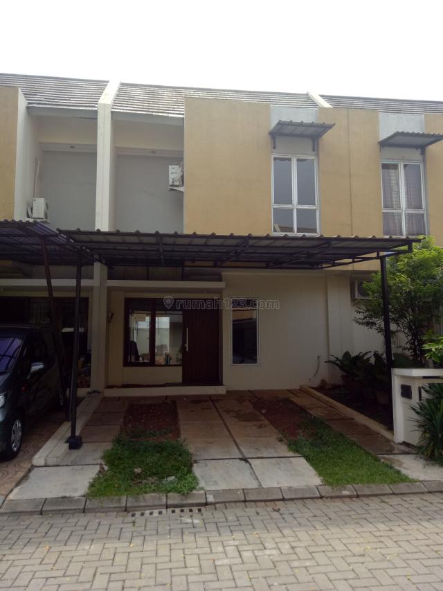 RUMAH BANGUNAN BARU DI PERUMAHAN MODERNLAND, TANGERANG (ric 381), Modernland, Tangerang