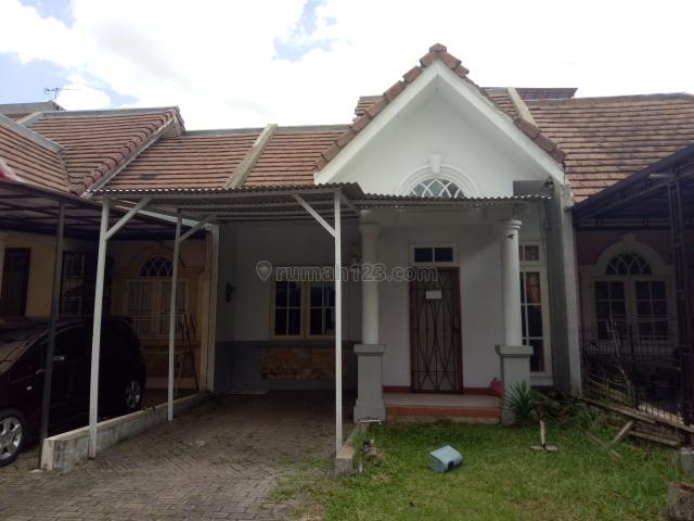 RUMAH SIAP HUNI DI MODERNLAND, TANGERANG (ric 372), Modernland, Tangerang