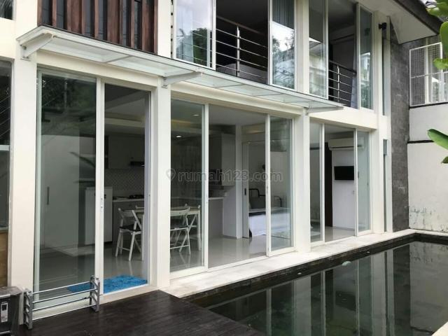 Villa Minimalis siap Huni Di semer kerobokan Badung Bali, Kerobokan Kelod, Badung