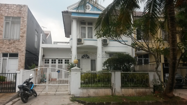 RUMAH 2 LANTAI YANG SIAP HUNI DI MELATI MAS BSD (luc 365), BSD, Tangerang