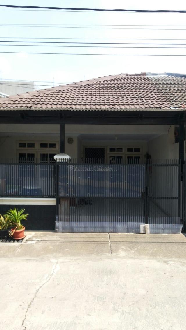 Rumah siap huni, Muara Karang, Jakarta Utara