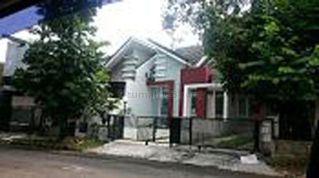 RUMAH BARU SIAP HUNI DI REGENSI MELATI MAS, BSD (luc 387), BSD, Tangerang