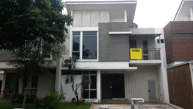 RUMAH 2 LANTAI DI PERUMAHAN NATURALE, BSD (luc 546), BSD, Tangerang
