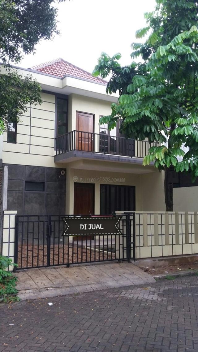 RUMAH BARU DI VILLA SERPONG, BSD (luc 563), BSD, Tangerang