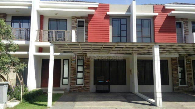 Rumah Green Lake City Cluster Asia 8x18, Duri Kosambi, Jakarta Barat