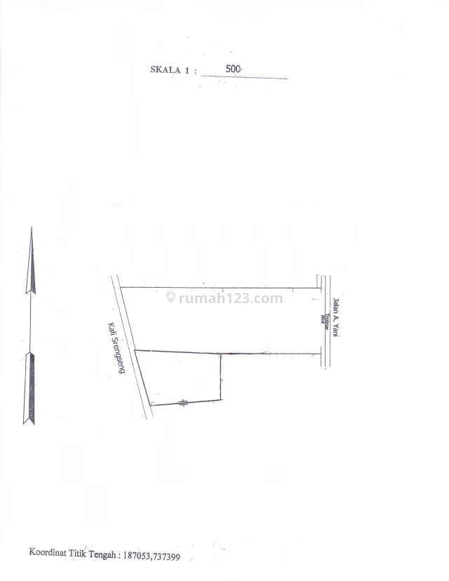 Rumah & Ruko Di Daerah A Yani, Pusat Kota, Cocok Untuk Usaha, Taman, Pemalang