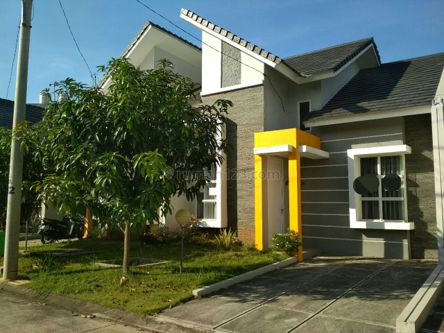 Rumah cantik dan siap Huni, Cisauk, Tangerang
