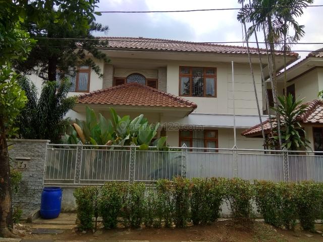 Rumah Cantik Asri gaya cluster...di Lebak Bulus, Lebak Bulus, Jakarta Selatan