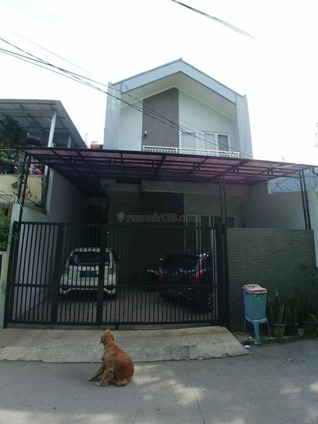 Rumah siap huni, bangunan baru, 5 menit dari Kelapa Gading, harga terjangkau nego, Cilincing, Jakarta Utara