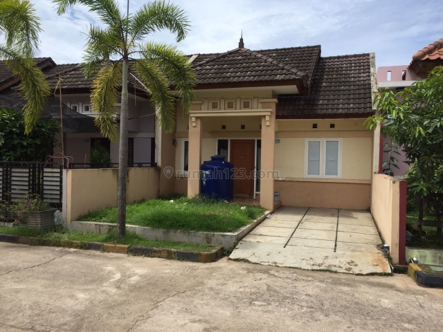 Rumah Komplek Duta Permai Lokasi KM 12 Palembang, Alang Alang Lebar, Palembang