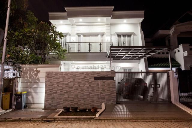 Rumah di Camar Indah PIK, Harga BU, Pantai Indah Kapuk, Jakarta Utara