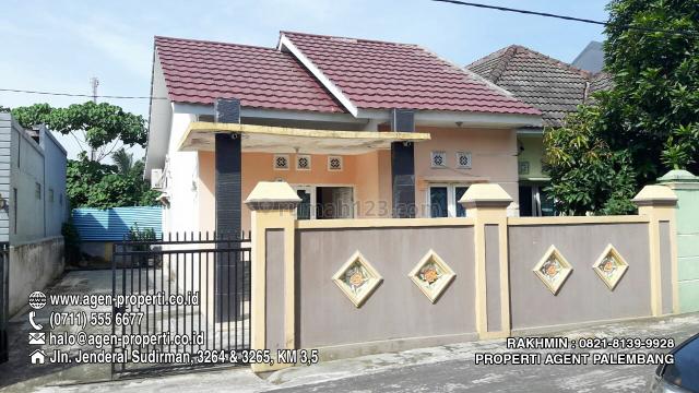 Rumah Komplek Nusa Indah 1, Bukit Sangkal Palembang, Kalidoni, Palembang