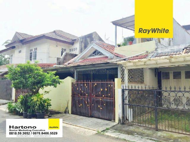 Dijual cepat rumah di cipinang indah, rumah dilokasi strategis, bagus dan siap huni., Cipinang, Jakarta Timur