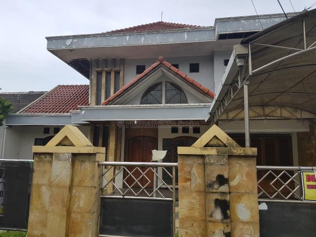 Rumah Hanoman Raya Butuh Renovasi, Semarang Barat, Semarang