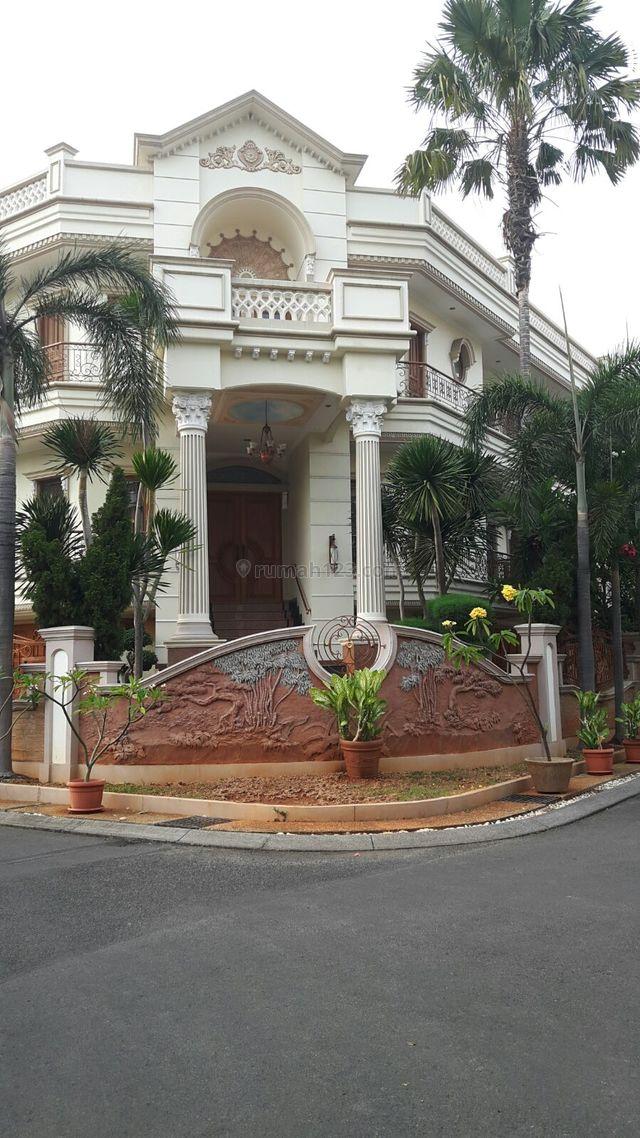 RUMAH JUAL PERUMAHAN MEDITERANIA, Kelapa Gading, Jakarta Utara