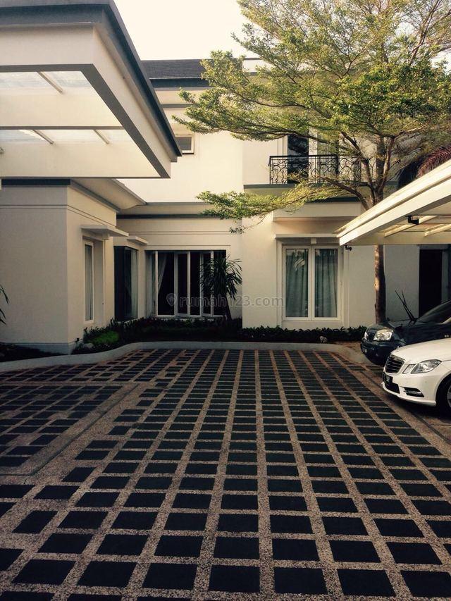 @Kebayoran baru,classic,mewah,dkt ke antasari raya, Kebayoran Baru, Jakarta Selatan