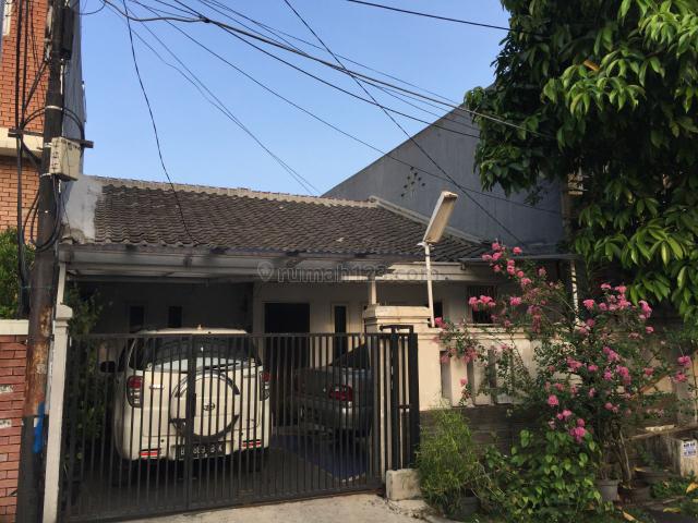 Rumah Puri Lokasi Strategis, Puri Indah, Jakarta Barat