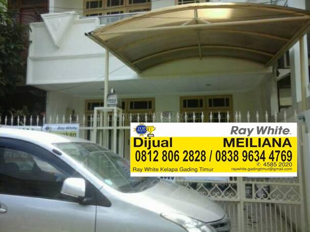 RUMAH JUAL GADING INDAH, Kelapa Gading, Jakarta Utara