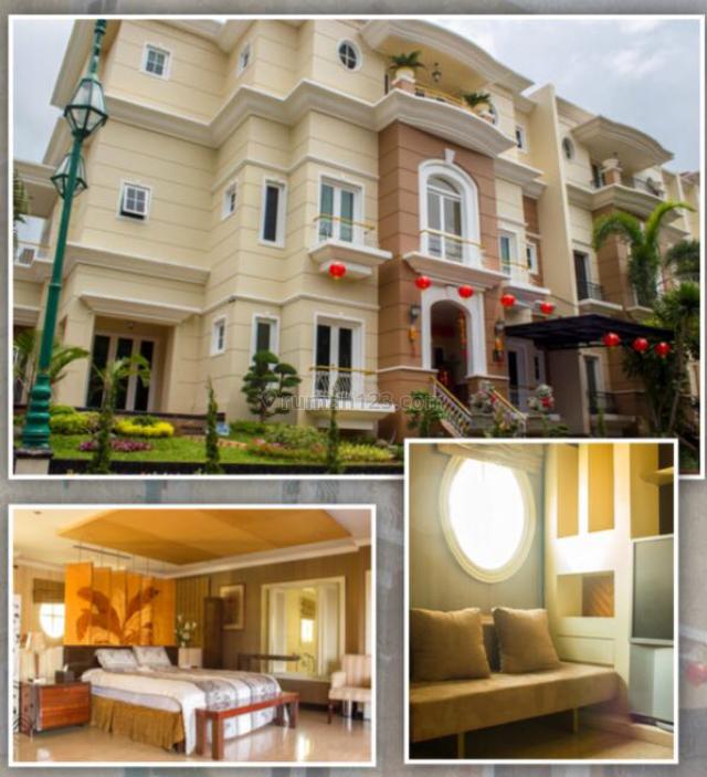 Rumah Mewah, LUX Di Blossom Residence Kemayoran MP3901FI, Pademangan, Jakarta Utara