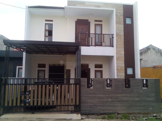 Rumah bangunan masih baru , sejuk, dan murah 2 lt di ujungberung Kota Bandung, Ujungberung, Bandung