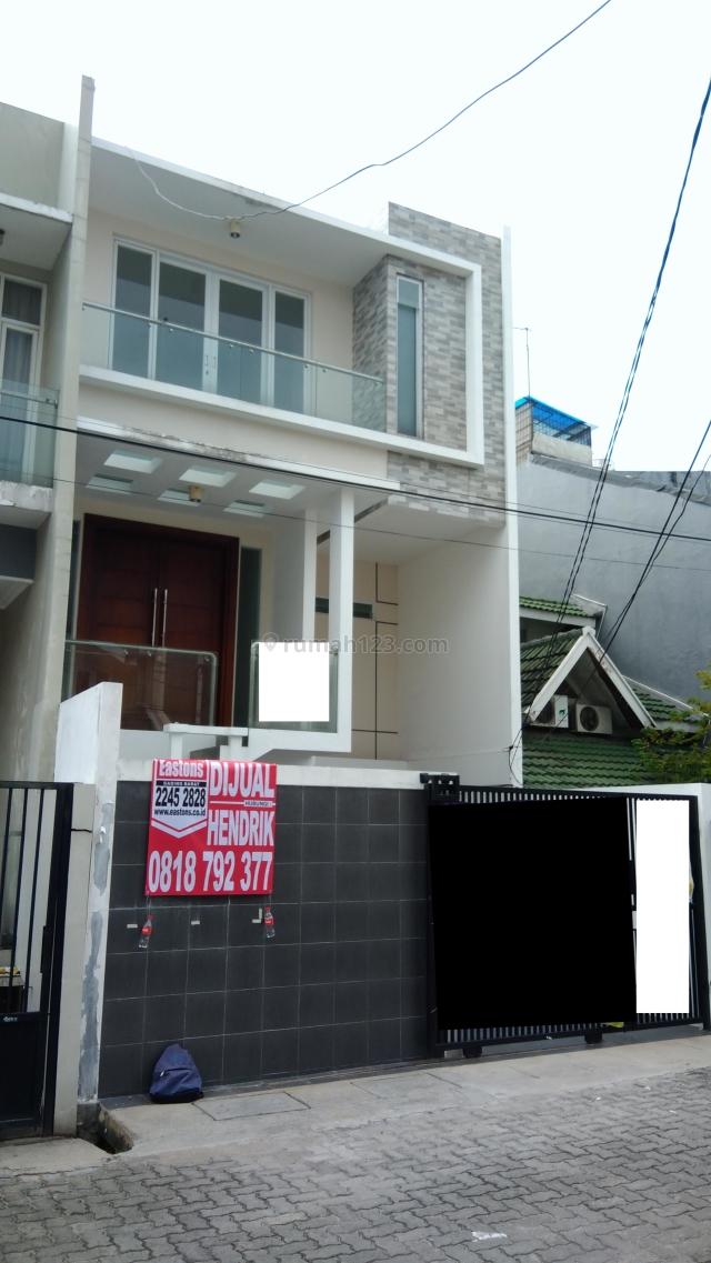 Rumah Baru Sunter, Sunter, Jakarta Utara