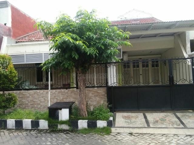 rumah cantik bersih sutorejo selatan butuh cepat laku, Sutorejo, Surabaya