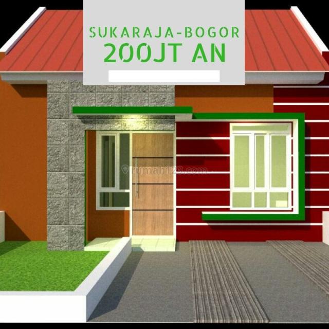 Rumah Murah Cicil Developer di  Sukaraja Griya Fairus Diamond - Mulai 250 Jutaa, Sukaraja, Bogor