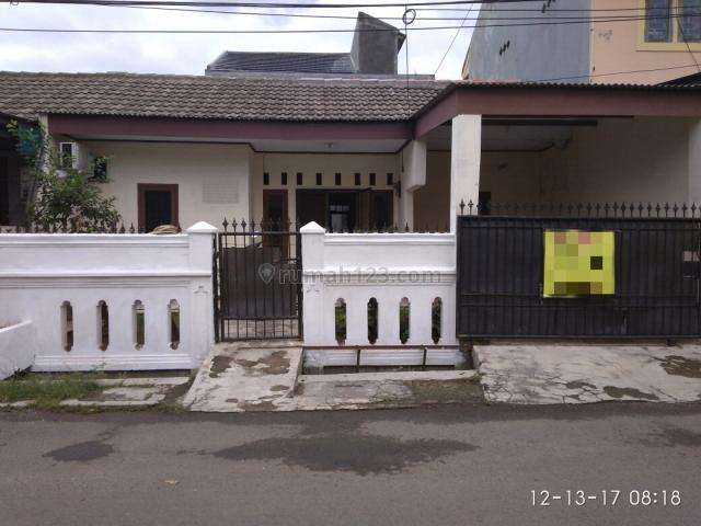 Rumah Siap Huni di Cimone, Tangerang  Lokasi Strategis: dekat dengan pasar kaget dan sekolah, Cimone, Tangerang