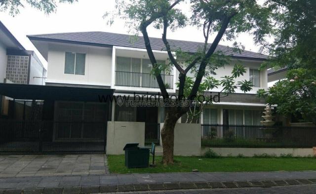 Rumah Semi Furnish LOKASI GRAHA NATURA, Sambikerep, Surabaya
