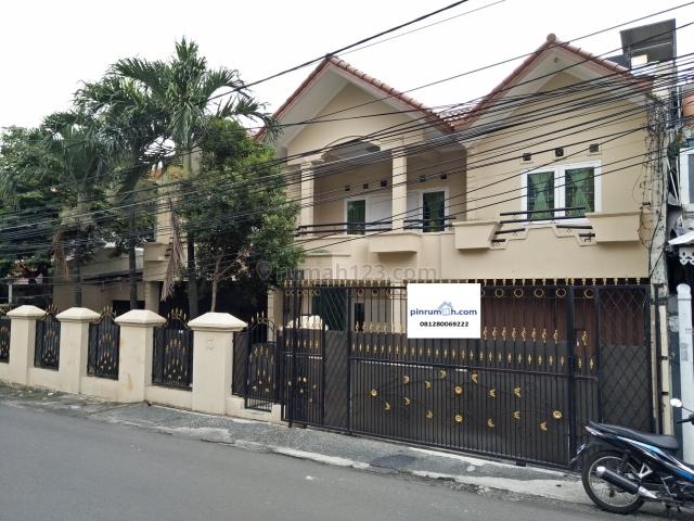 TEBET 15x20 RUMAH LUAS & BAGUS HUB: EDWARD 081280069222, PR-010874, Tebet, Jakarta Selatan