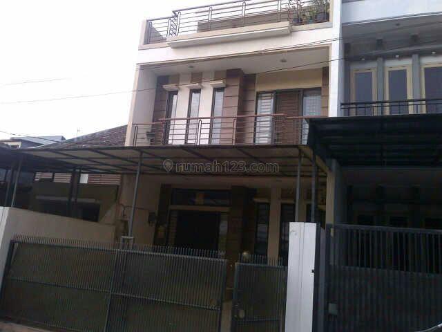 Rumah Minimalis, Bagus, Sunter, Jakarta Utara