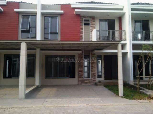 Green Lake City Dikontrakan Rumah Cluster Asia 8x18, Harga Rp.55jt/ thn, Green Lake City, Jakarta Barat
