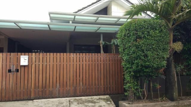 rumah cantik luas, Pamulang, Tangerang