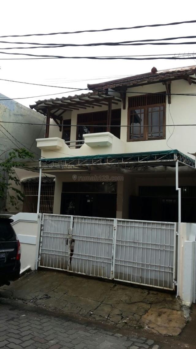 Rumah Sunter Graha Pratama Furnished dan Siap Huni, Sunter, Jakarta Utara