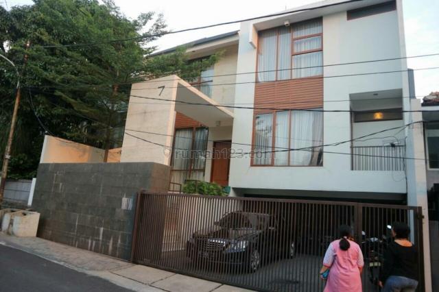 Rumah Lux Komplek LIGAMAS, Pancoran, Jakarta Selatan