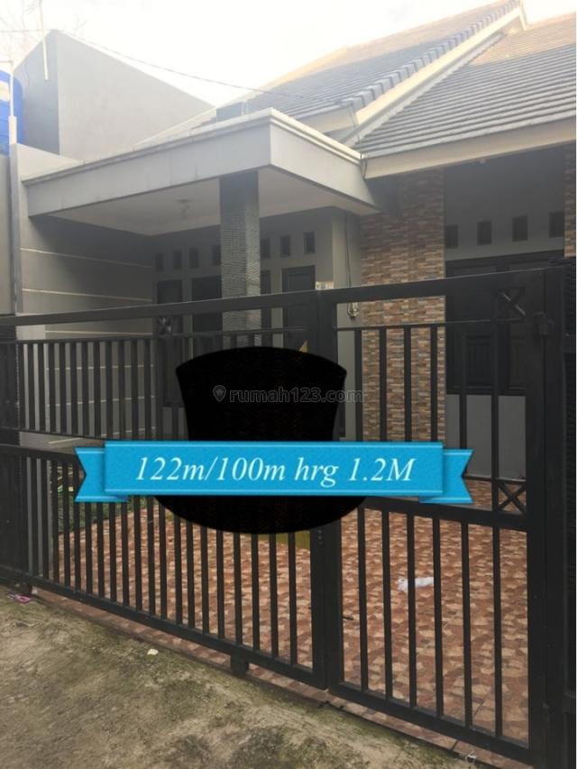 Dijual Rumah Strategis Cijantung Jakarta Timur Halaman 3 Waa2