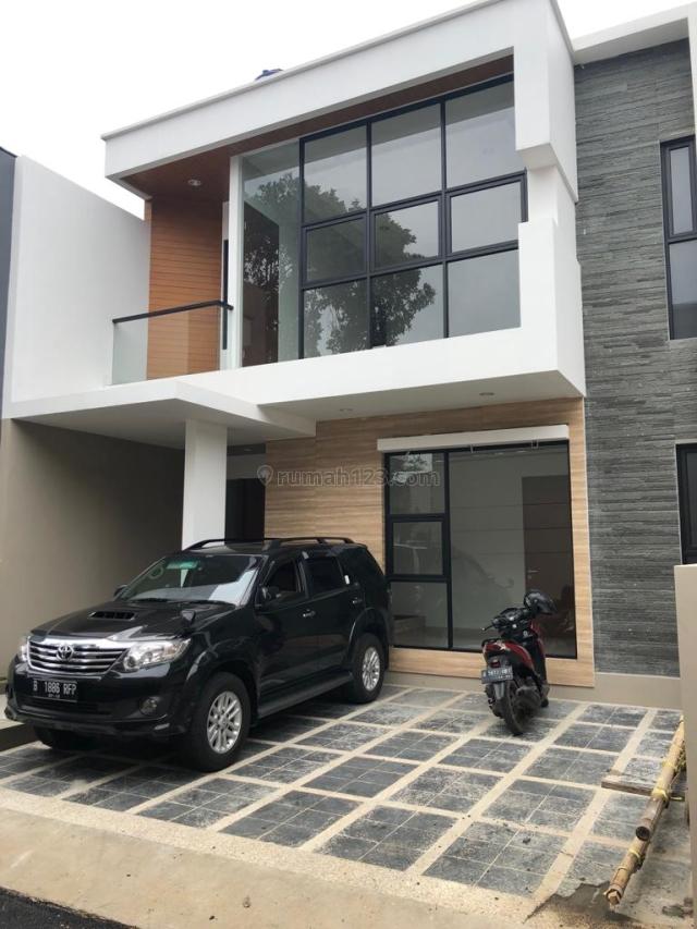 Rumah di Bandung Utara 5 menit dari PVJ Kota Bandung, Geger Kalong, Bandung
