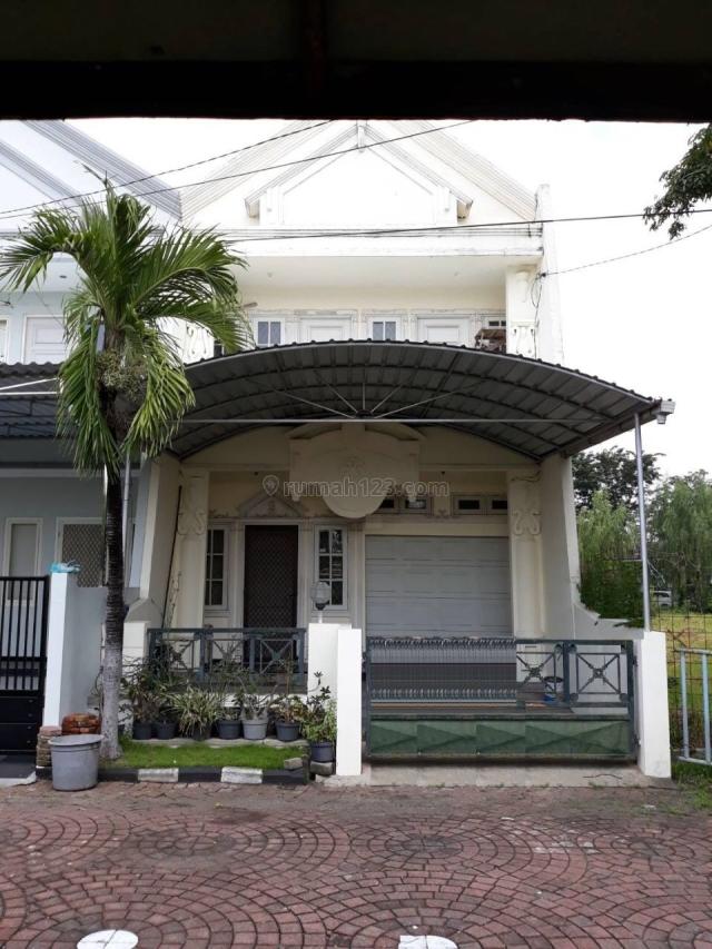Rumah Siap Huni Lokasi Nirwana eksekutif, Rungkut, Surabaya