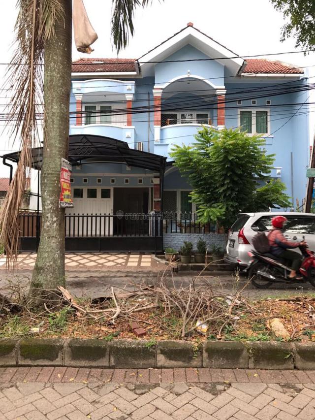 RUMAH DENGAN SEMI FURNISHED DI MELATI MAS BSD (luc 807), BSD, Tangerang