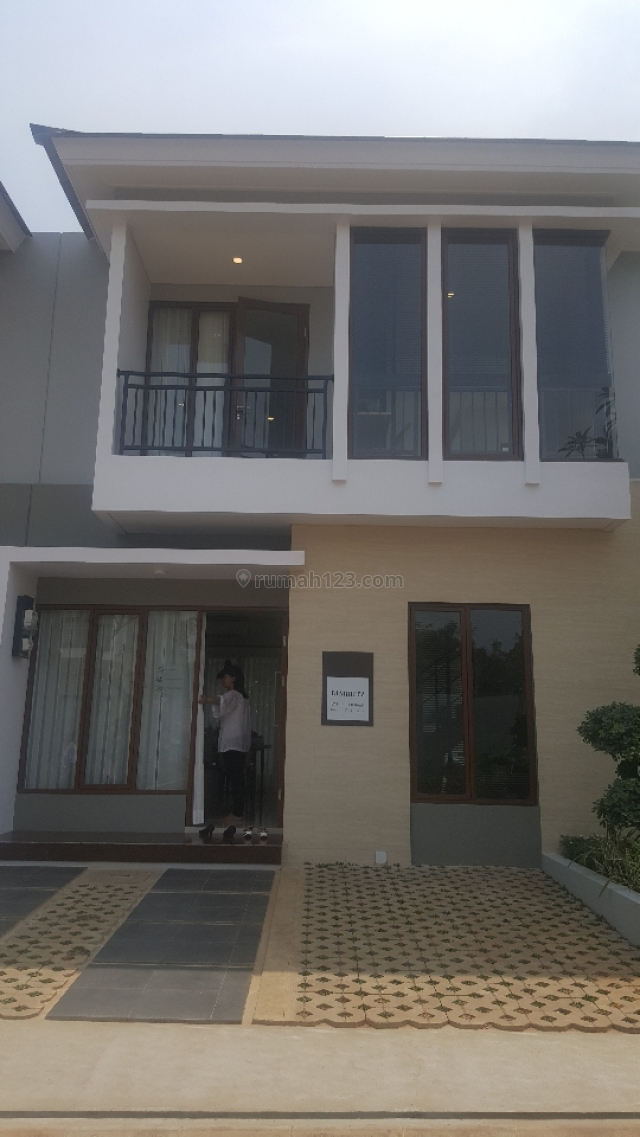 Rumah baru di kawasan sangat berkembang, Jatimelati, Bekasi