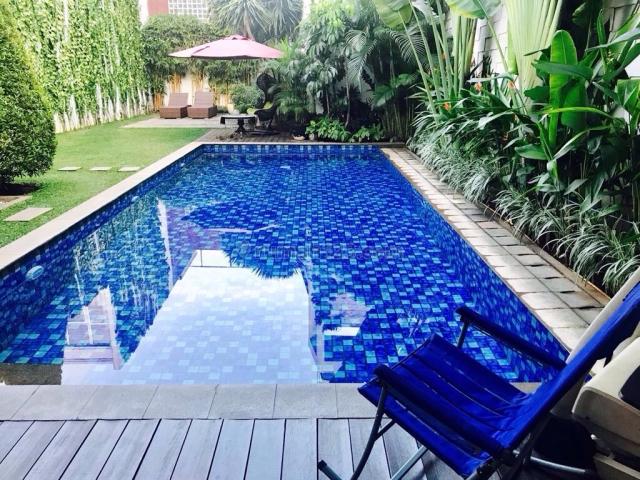 Turun harga Rumah Cantik Asri dalam Town House di Jakarta Selatan., Mampang Prapatan, Jakarta Selatan