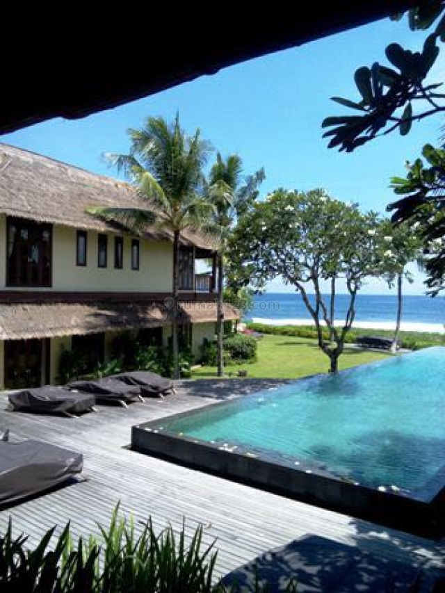 Beautiful Front Beach Villa Di Pererenan Canggu, Badung - Bali, Pererenan, Badung