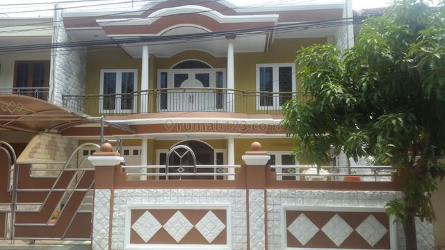 Rumah Full Furnished Dijual, Sunter, Jakarta Utara
