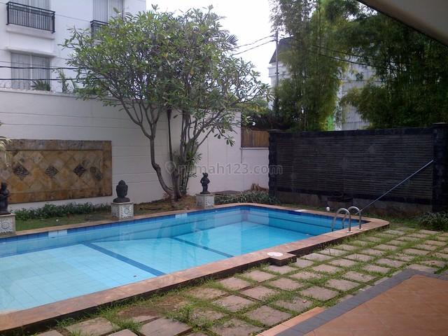 Nice House,fully Furnished,comfortable,strategic Location, Kuningan, Jakarta Selatan