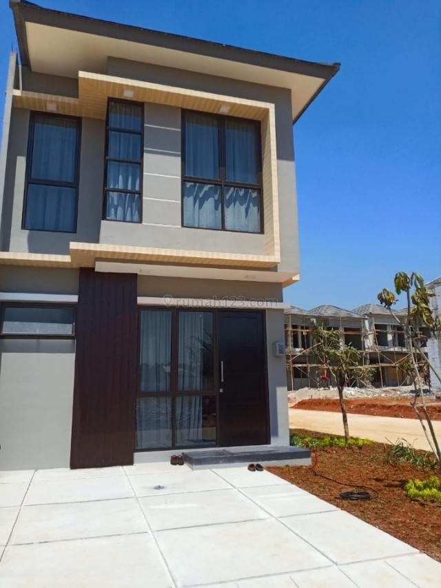 Rumah mewah murah 2 lantai fasilitas lengkap, Jati Asih, Bekasi