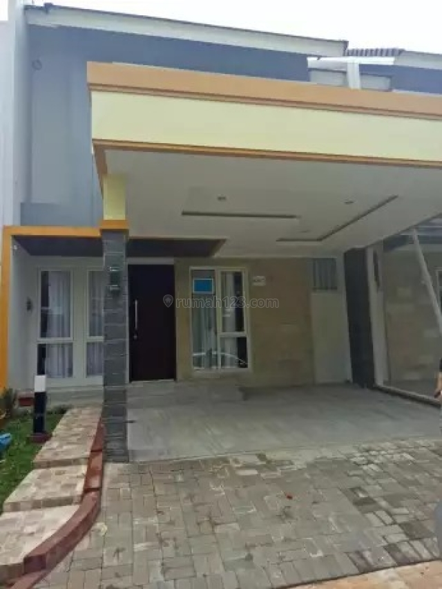 (RA/DV) Rumah Full Renov, Semi Furnish, Nyaman dan Siap Huni di BSD, BSD, Tangerang