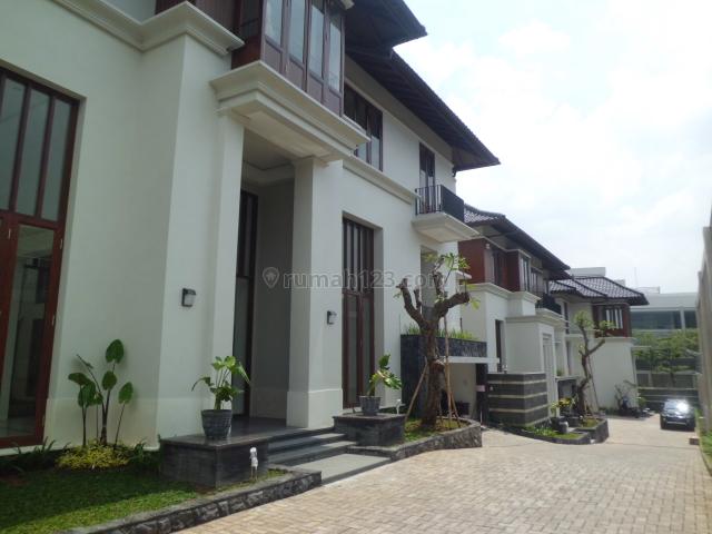 BrandNew Luxury ~ S Pool ~ Taman ~ USD 3500/Bulan, Cipete, Jakarta Selatan