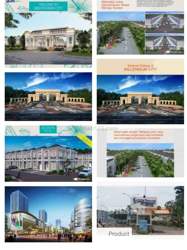 Artikel Harga Rumah Di Millenium City Serpong Hbs Blog Hakana Borneo Sejahtera